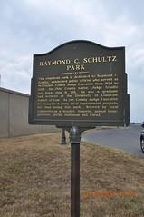 Raymond C. Schultz Park (King Kong 911) Tags: park ohio river ky c schultz riverboat raymond paducah historicplace historicmarker