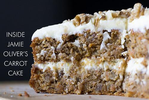 Birthday Cake Recipe Jamie Oliver: JAMIE OLIVER'S CARROT CAKE