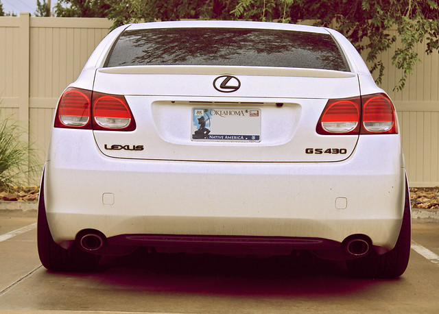 oklahoma city lexus gs430