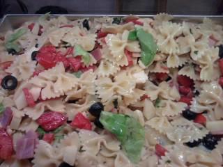 Pasta fredda by La Fiaschetteria delle Cure