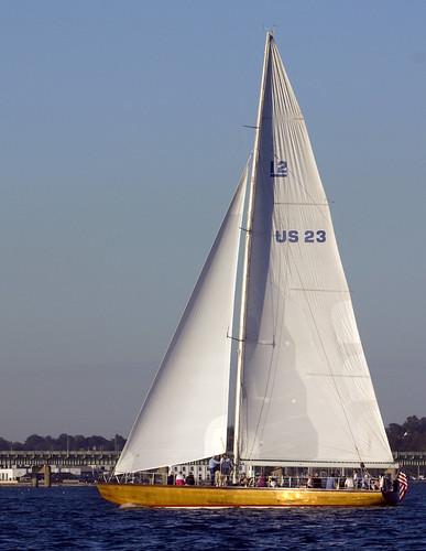 ocean cruise abstract water sailboat bay ship yacht rhodeisland newport narranganset