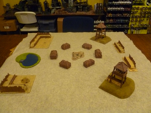 Easterlings Camp Table
