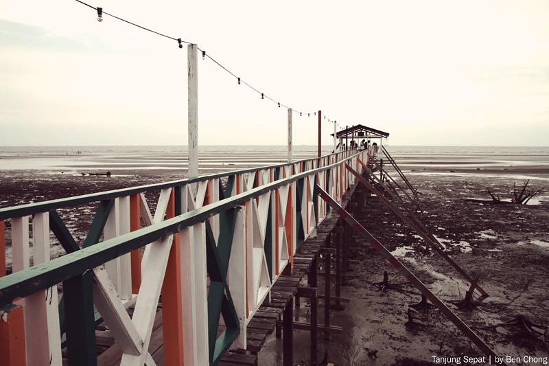 Tanjung Sepat - Bridge