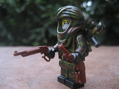 Modern Warfare 2 (Da-Puma) Tags: 2 modern model call lego ninja painted duty warfare 1887 brickarms