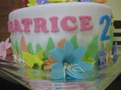 Tinkerbell Cake - BEATRICE #2