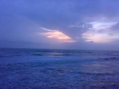 sea face, mumbai, India (IshitaNshroff) Tags: blue sea sky india nature water clouds seaface