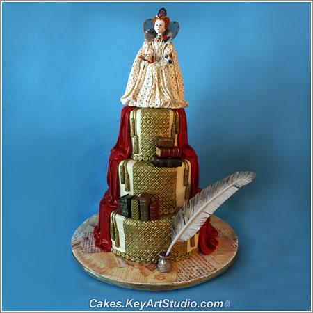 Cake Art History : The World s Best Photos by Cakes.KeyArtStudio.com - Flickr ...