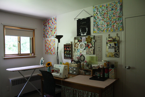 Sewing Room by jenib320