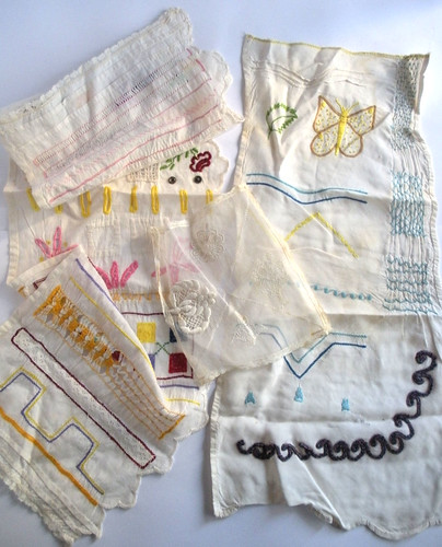 Abuela Luisa: Embroidery