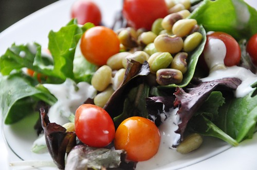 Lady Pea Salad