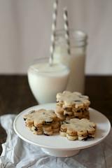 IMG_1558 (Cindy | Hungry Girl por Vida) Tags: cherry recipe baking walnut butter shortbread driedcherry hungrygirlporvida