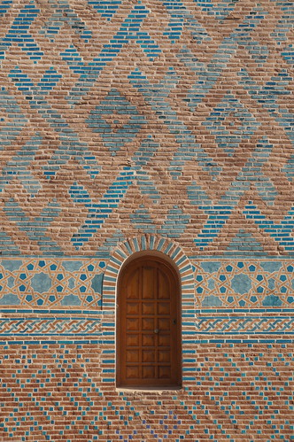 Artkulu artwork on the Ulu Camii in Siirt by CharlesFred