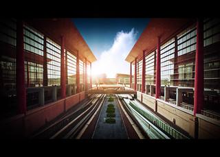 Beijing Capital International Airport (Terminal 3)