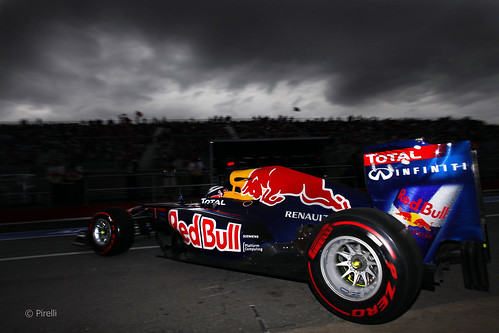 Sebastian Vettel Red Bull RB7 2011 F1 Canadian GP by Zip250