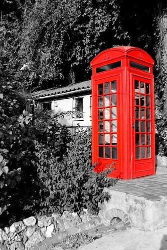 Alameda Telephone Box