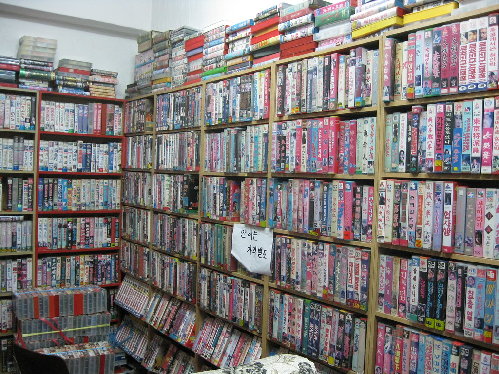 How to Store Video Tapes and Cassettes