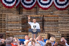 White House Town HallAtkinson, Illinois 08.17.11 (Barack Obama) Tags: illinois potus bustour barackobama atkinson o2012