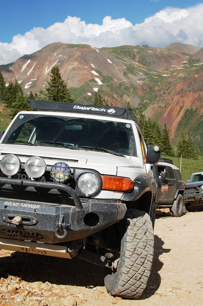 2011 FJ Summit in Ouray, Colorado