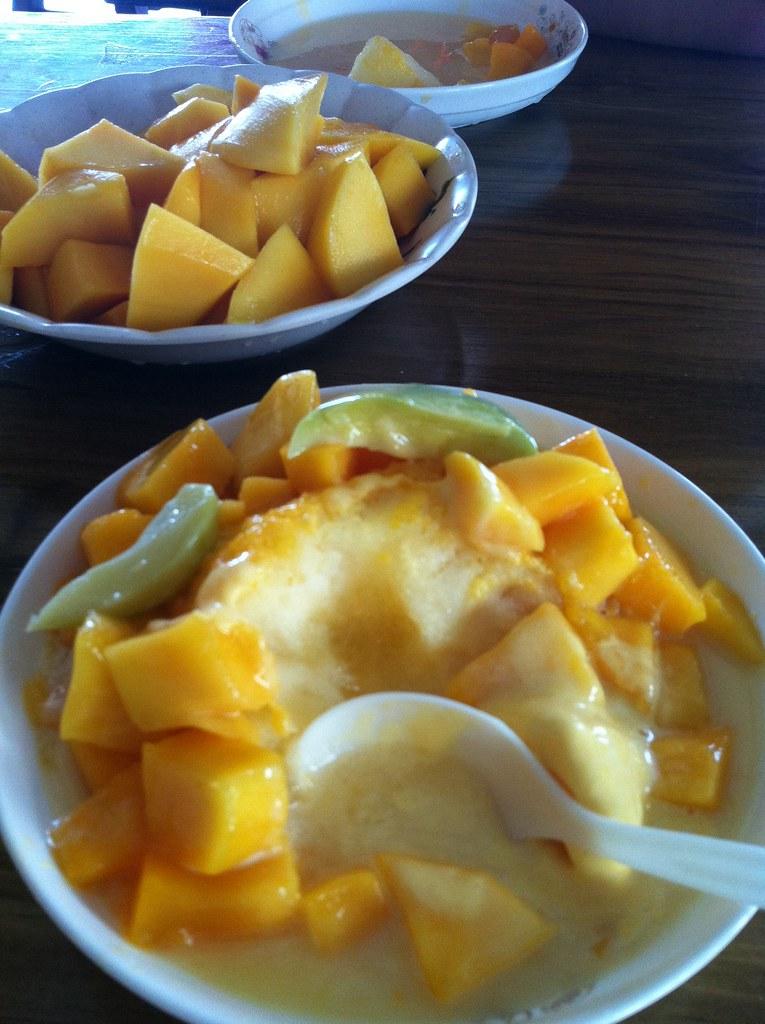 [小]碗芒果冰