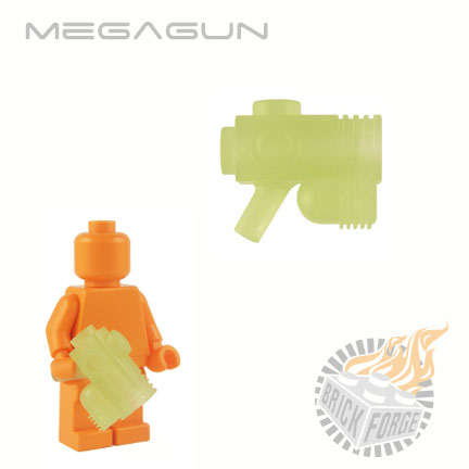 MegaGun - Glow in the Dark