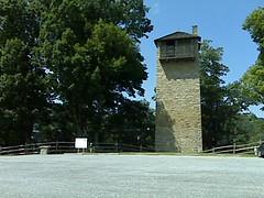 Historical shot tower