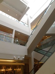 Neiman Marcus (Tysons Galleria) (Joe Architect) Tags: 2011 mclean virginia va tysonscorner departmentstore retail mall neimanmarcus washingtondc tysonsgalleria travel dcretail favorites myfavorites escalator yourfavorites