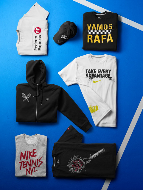 2011 US Open  Nike Tribute Collection