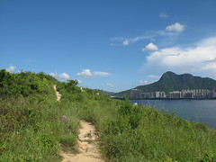 (minghong) Tags: mountain town others hiking footpath