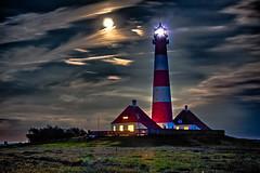 110813_501_Westerhever (blichb) Tags: lighthouse germany deutschland nordsee hdr leuchtturm schleswigholstein wattenmeer wow1 wow2 wow3 wow4 westerhever westerheversand wow5 wowhalloffame canon50d doublyniceshot doubleniceshot tripleniceshot mygearandme mygearandmepremium mygearandmebronze myg