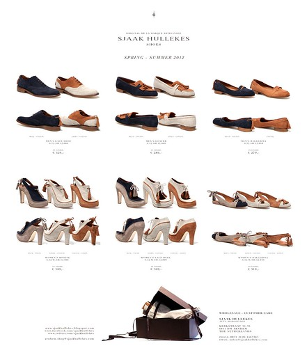SJAAK HULLEKES SHOES OVERVIEW