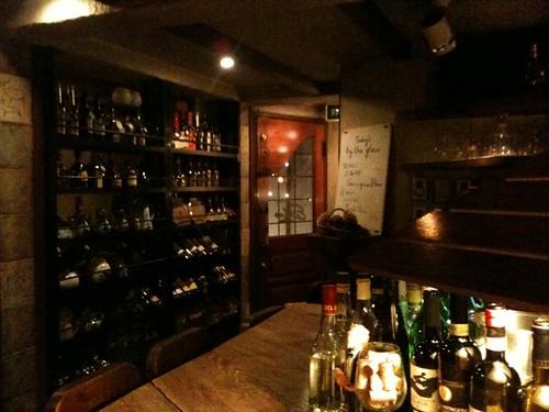 富ヶ谷でワイン。@エスカレラ
