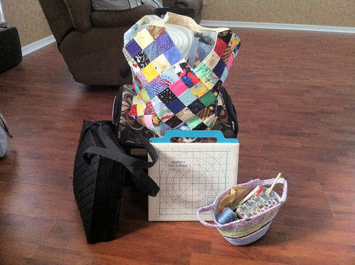 The Traveling Quilter