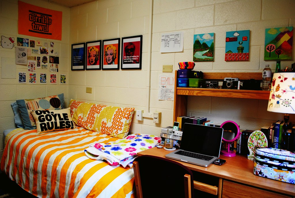 diy college decor - 1024×686