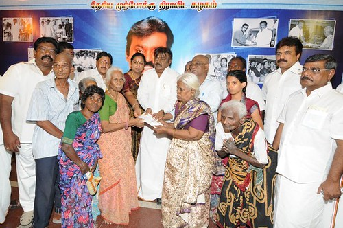 Vijayakanth Birthday Celebration 2011