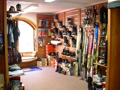 Olympic Sports - Magasin de skis - Location / Vente (Courchevel, Le Praz, Savoie, France)