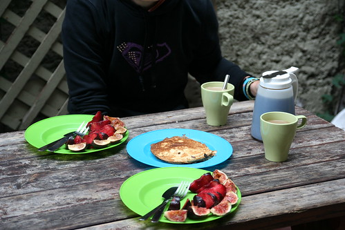 frühstück deluxe