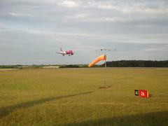 Landing in Luton