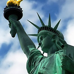 From flickr.com: Statue of Liberty {MID-148355}