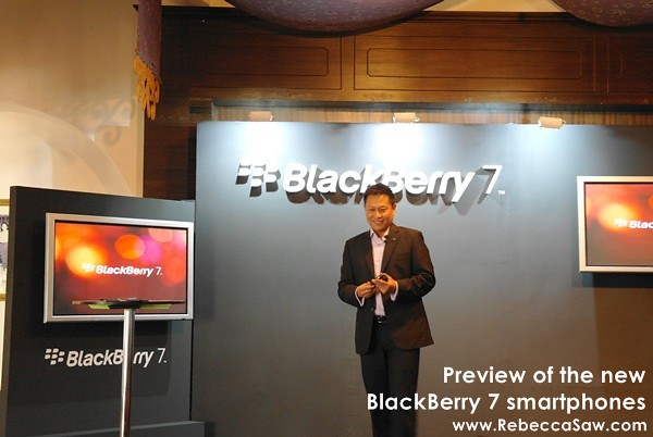 new BlackBerry 7 smartphones - torch, curve , bold