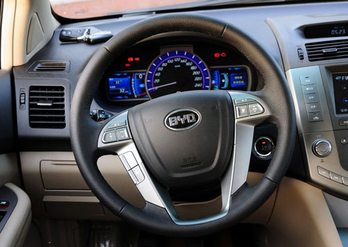 BYD S6 SUV Review & Road Test|Interior