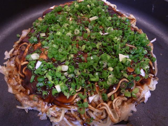 Okonomiyaki type 1