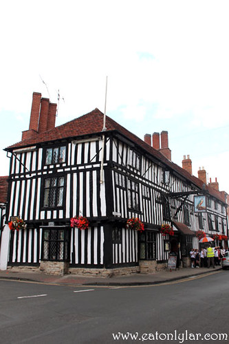 Black and White Buildings, Stratford-upon-Avon