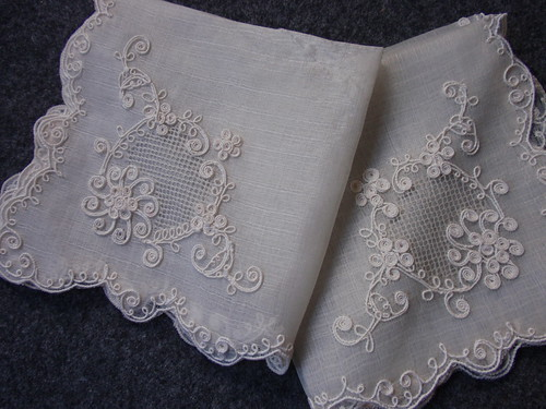 Embroidered Handkerchiefs for Women