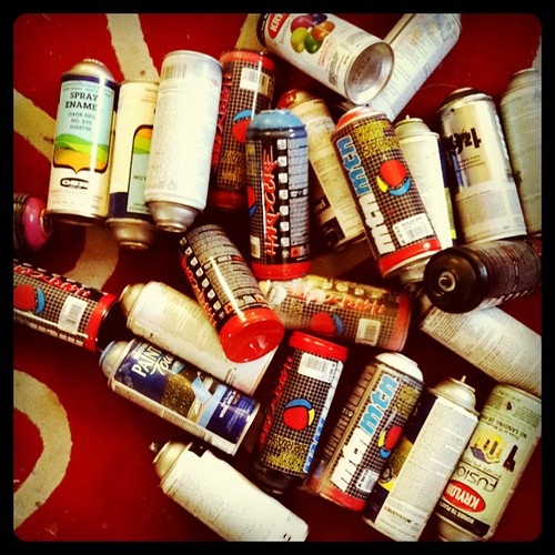 hoarder alert! why do i need 25 empty cans?