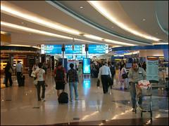 Dubai Airport Terminal 3 Duty Free