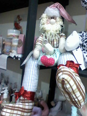 Papai Noel (Catia Menina Arteira) Tags: natal de boneco artesanato noel rico guirlanda vida neve enfeites feltro pobre arvore menina jogo mame rena anjo guaruj presente molde papai maternidade americano tecido dinheiro arteira
