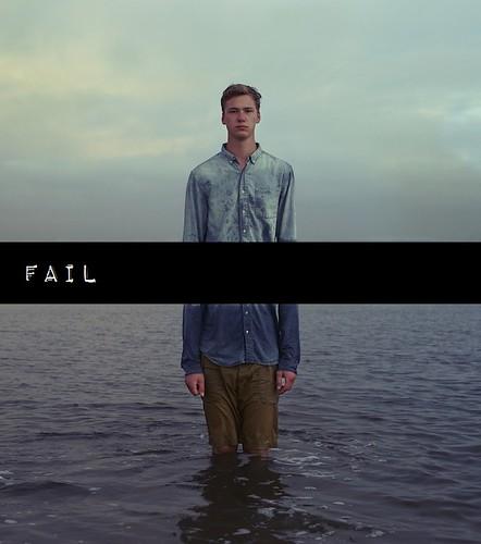 fail water