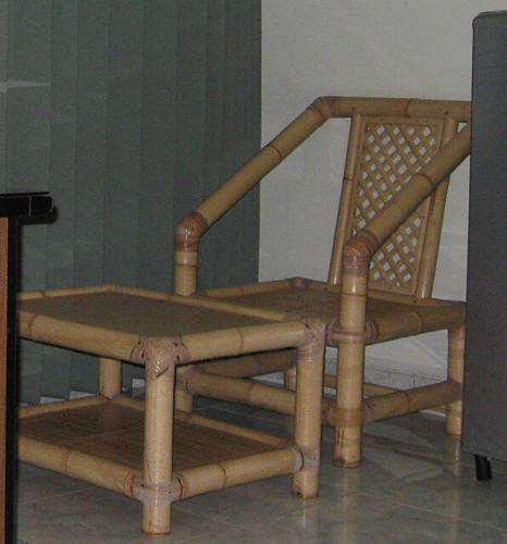 Simple Rattan Furniture