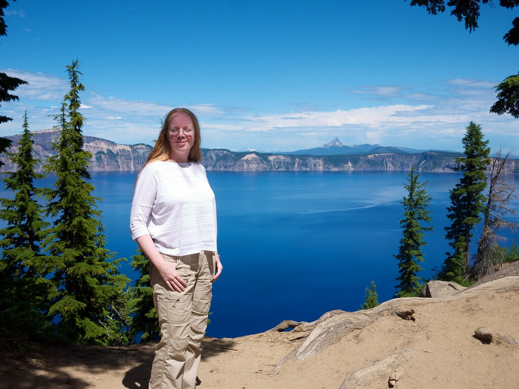 Flick and Crater Lake