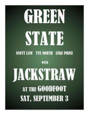 Green State @ The Goodfoot